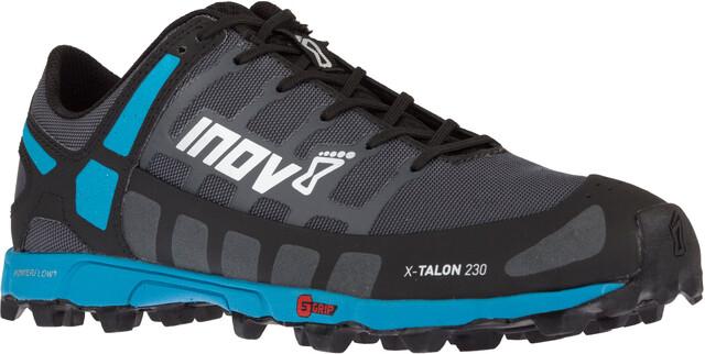 inov-8 M's X-Talon 230 Shoes grå/blå